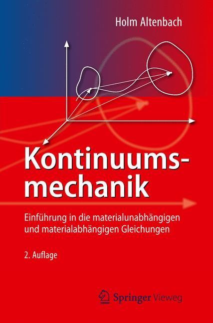 Abbildung von Altenbach | Kontinuumsmechanik | 2012