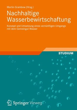 Abbildung von Grambow | Nachhaltige Wasserbewirtschaftung | 2012 | Konzept und Umsetzung eines ve...