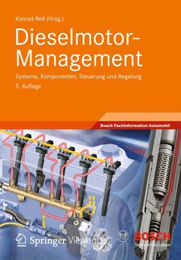 Abbildung von Reif | Dieselmotor-Management | 2012 | Systeme, Komponenten, Steuerun...
