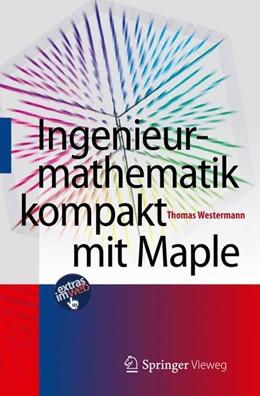 Abbildung von Westermann | Ingenieurmathematik kompakt mit Maple | 2012