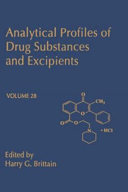 Abbildung von Analytical Profiles of Drug Substances and Excipients | 2001 | 28