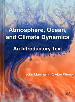 Abbildung von Marshall / Plumb | Atmosphere, Ocean and Climate Dynamics | 2007 | An Introductory Text