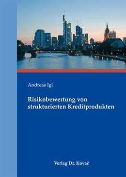 Abbildung von Igl | Risikobewertung von strukturierten Kreditprodukten | 2012 | 88