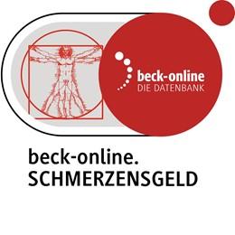 Abbildung von beck-online.SCHMERZENSGELD | 1. Auflage | | beck-shop.de