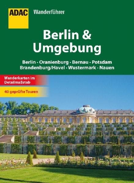 Abbildung von ADAC Wanderführer Berlin und Umgebung | 2012