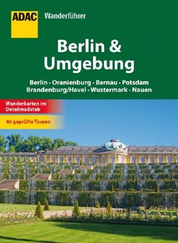 Abbildung von ADAC Wanderführer Berlin und Umgebung   2012