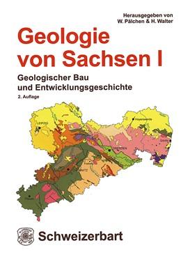Abbildung von Pälchen / Walter   Geologie von Sachsen I   2011   Geologischer Bau und Entwicklu...