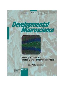 Abbildung von Haydar / Corbin | Down Syndrome and Related Developmental Disorders | 2011 | Special Topic Issue: Developme...