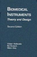 Abbildung von Deutsch / Akay / Welkowitz | Biomedical Instruments | 2nd edition | 1992