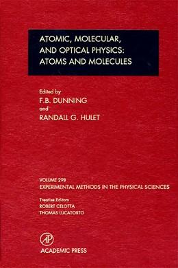 Abbildung von Atomic, Molecular, and Optical Physics: Atoms and Molecules | 1996 | Volume 29B: Atomic, Molecular,... | 29B