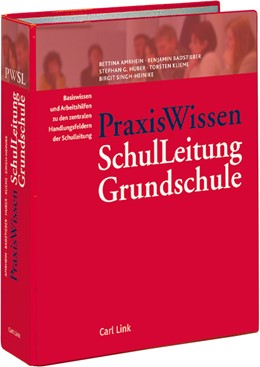 Abbildung von Bartz / Dammann / Huber | PraxisWissen Schulleitung Grundschule | Loseblattwerk mit Aktualisierungen | 2018