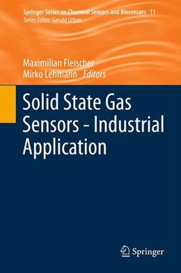Abbildung von Fleischer / Lehmann | Solid State Gas Sensors - Industrial Application | 2012 | 11