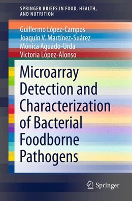 Abbildung von López-Campos / Martínez-Suárez / Aguado-Urda | Microarray Detection and Characterization of Bacterial Foodborne Pathogens | 2012