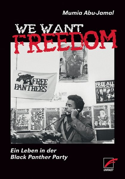 We Want Freedom | Abu-Jamal, 2012 | Buch (Cover)