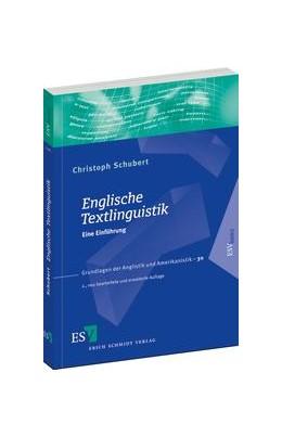 Abbildung von Schubert   Englische Textlinguistik   2., neu bearb. u. erw. Aufl. 2012   2012   Eine Einführung   30