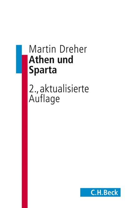 Cover: Martin Dreher, Athen und Sparta
