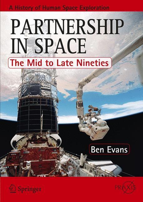 Abbildung von Evans   Partnership in Space   2013