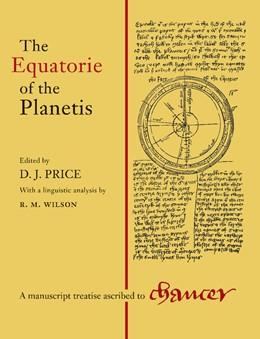 Abbildung von Price   Equatorie of Planetis   2012