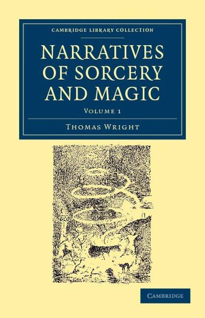 Abbildung von Wright | Narratives of Sorcery and Magic | 2012