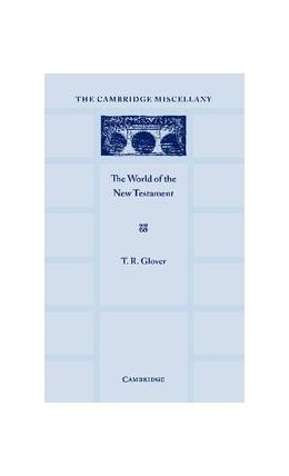 Abbildung von Glover | The World of the New Testament | 2012