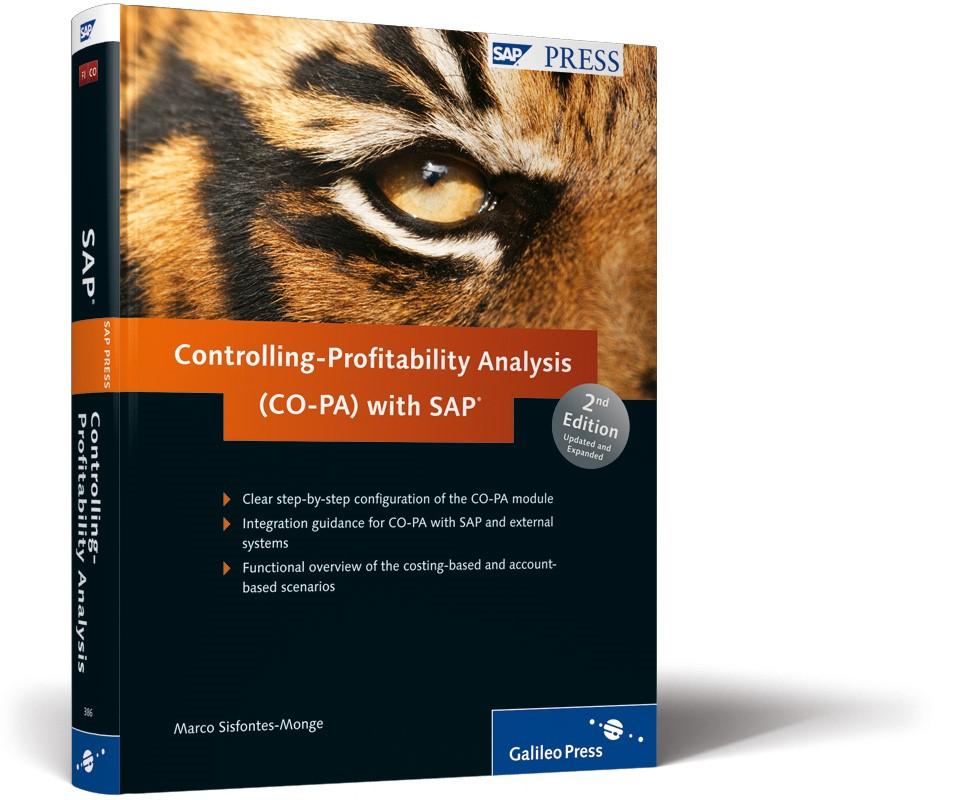 Abbildung von Sisfontes-Monge | Controlling-Profitability Analysis with SAP | 2012