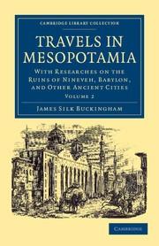 Abbildung von Buckingham | Travels in Mesopotamia | 2012