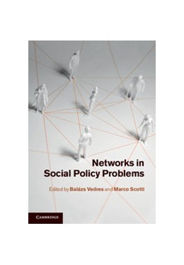 Abbildung von Vedres / Scotti | Networks in Social Policy Problems | 2012