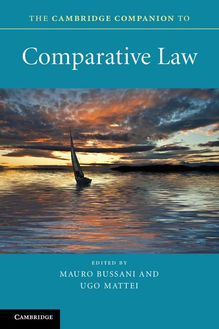 Abbildung von Bussani / Mattei | The Cambridge Companion to Comparative Law | 2012