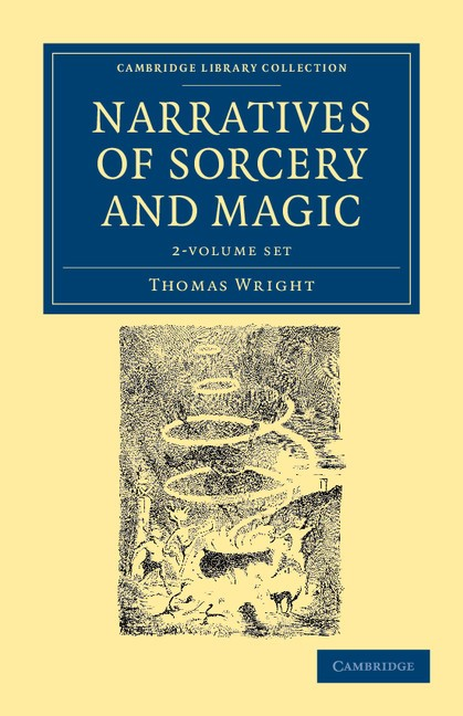 Abbildung von Wright | Narratives of Sorcery and Magic 2 Volume Set | 2012