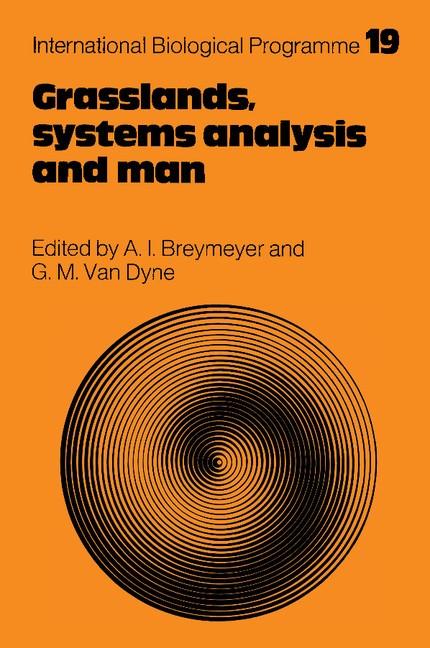 Abbildung von Breymeyer / Dyne | Grasslands, Systems Analysis and Man | 2012