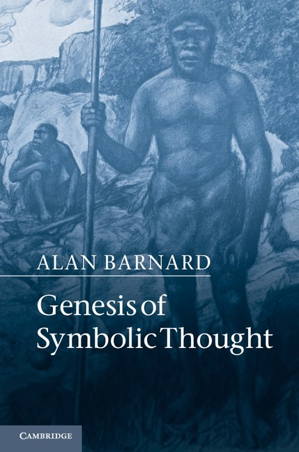 Abbildung von Barnard | Genesis of Symbolic Thought | 2012