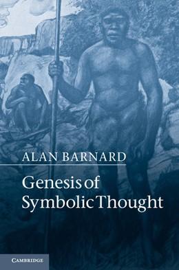 Abbildung von Barnard   Genesis of Symbolic Thought   2012