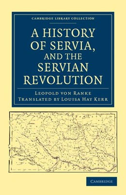 Abbildung von Ranke | A History of Servia, and the Servian Revolution | 2012