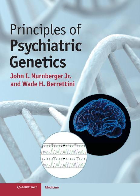 Abbildung von Nurnberger, Jr / Berrettini | Principles of Psychiatric Genetics | 2012