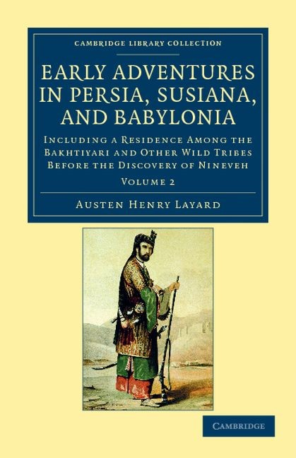 Abbildung von Layard | Early Adventures in Persia, Susiana, and Babylonia | 2012