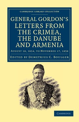 Abbildung von Gordon / Boulger | Letters from the Crimea, the Danube and Armenia | 2012