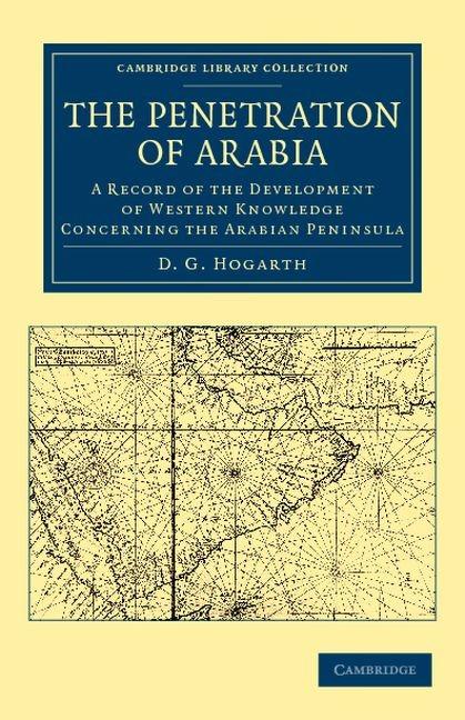 Abbildung von Hogarth   The Penetration of Arabia   2012