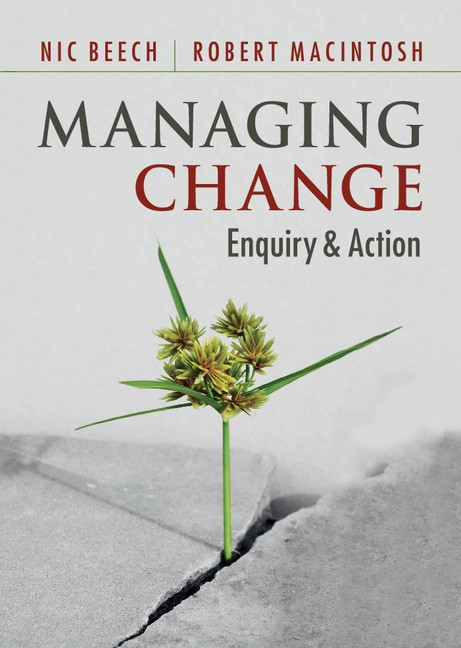 Abbildung von Beech / MacIntosh | Managing Change | 2012