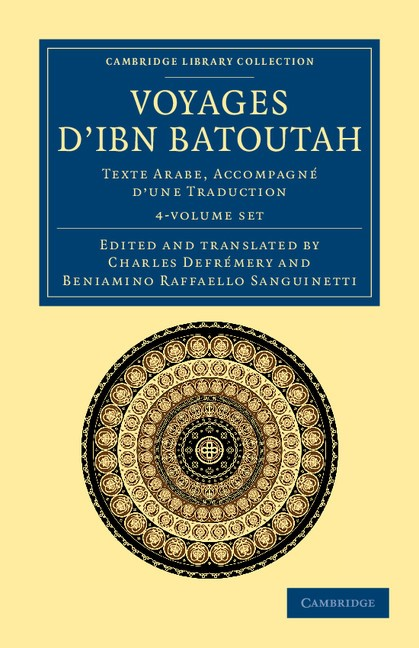 Abbildung von Ibn Batuta | Voyages d'Ibn Batoutah 4 Volume Set | 2012