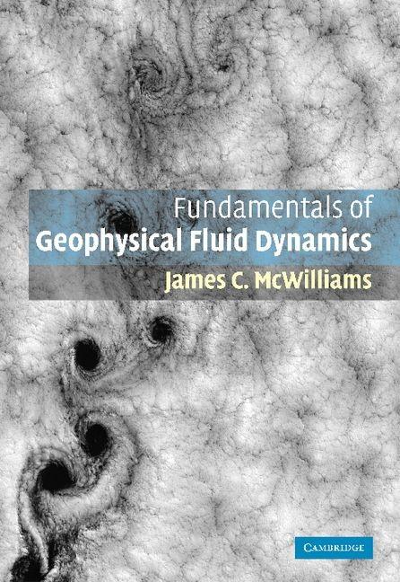 Abbildung von McWilliams | Fundamentals of Geophysical Fluid Dynamics | 2011