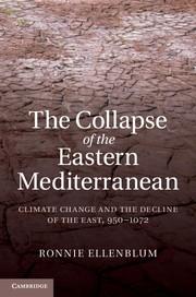 Abbildung von Ellenblum   The Collapse of the Eastern Mediterranean   2012