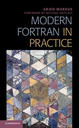 Abbildung von Markus | Modern Fortran in Practice | 2012