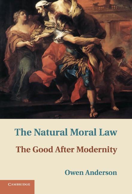 Abbildung von Anderson | The Natural Moral Law | 2012
