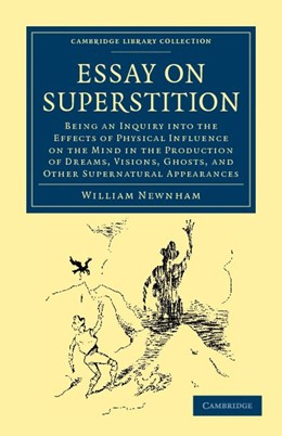 Abbildung von Newnham | Essay on Superstition | 2012 | Being an Inquiry into the Effe...