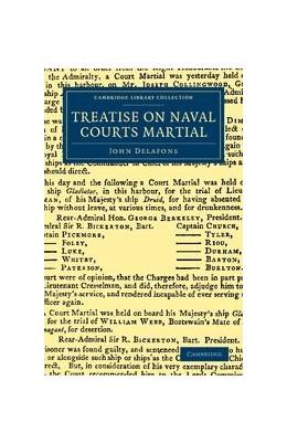 Abbildung von Delafons | Treatise on Naval Courts Martial | 2012