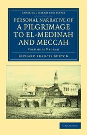 Abbildung von Burton   Personal Narrative of a Pilgrimage to El-Medinah and Meccah   2012