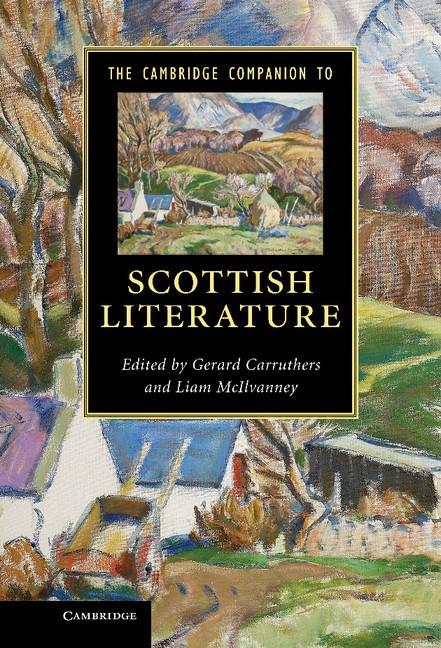 Abbildung von Carruthers / McIlvanney | The Cambridge Companion to Scottish Literature | 2012