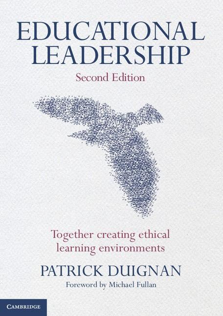 Abbildung von Duignan   Educational Leadership   2012