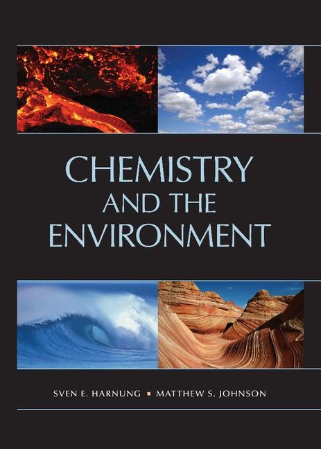 Abbildung von Harnung / Johnson | Chemistry and the Environment | 2012