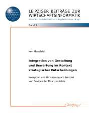 Abbildung von Mansfeldt | Integrierte Gestaltung und Bewertung für strategische Entscheidungen | 2012